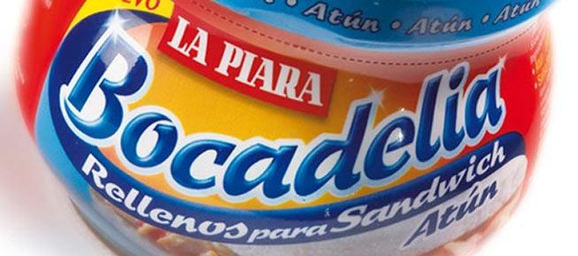imagen del nombre de marca bocadelia la piara
