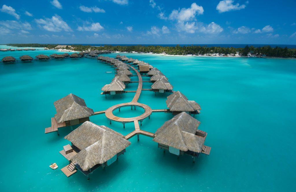 Imagen de un resort de lujo