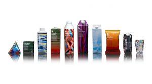 imagen de envases y sus respectivos nombres de marcas