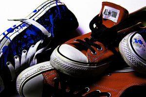 nombres de marca de zapatillas deportivas puma converse
