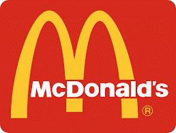 El logo de McDonald's